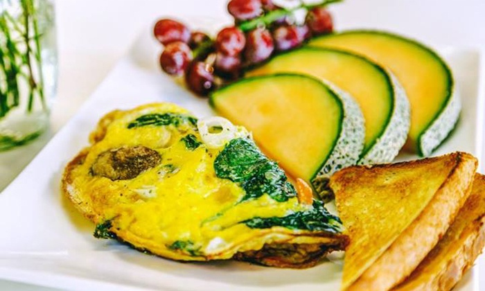 Choice Saint Louis - Clayton: $16 for Two Groupons, Each Good for $16 Worth of Breakfast, Sandwiches, or Pizza ($32 Total Value)