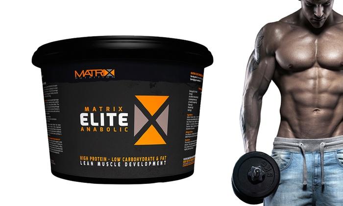 5kg matrix anabolic extreme peptides review