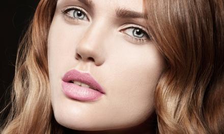 Faltenunterspritzung mit Hyaluron bei Health & Beauty for you - Praxis für Ästhetik u. Naturmedizin (bis zu 54% sparen*)