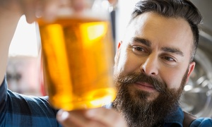 Round Town Brewery: Beer Tasting and Empty Growlers for One or Two at Round Town Brewery (Up to 44% Off)