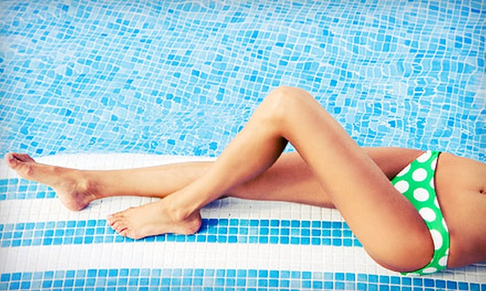 Skin by Tania - Skin by Tania: One or Two Brazilian Waxes at Skin by Tania (Up to 55% Off)