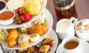 Lisa's Tea Treasures: Afternoon Tea for Two or Four at Lisa's Tea Treasures Santana Row (Up to 33% Off)