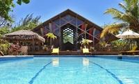 Up to 7 Nights at Ocean-View Villas on Honduran Island