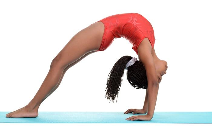 Olympika Gymnastics - Mountainside: One Week of Gymnastics Summer Camp or Gymnastics Classes at Olympika Gymnastics (Up to 53% Off)