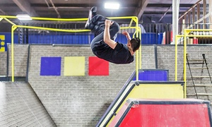 KTR Mesa: Open-Gym or Skate Sessions or Party Package at KTR Mesa (Up to 40% Off). Three Options Available.