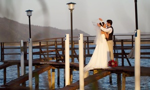 Pine Lake Marina Wedding Venue: Pine Lake Marina: Wedding Venue for Up to 120 People, Ceremony and a One-Night Stay for a Couple for R6 500 (50% Off)