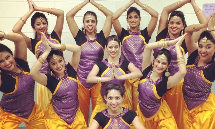 Ninakshi Dance Studio - Multiple Locations: Three Dance Classes from NinaKshi Dance Studio (69% Off)