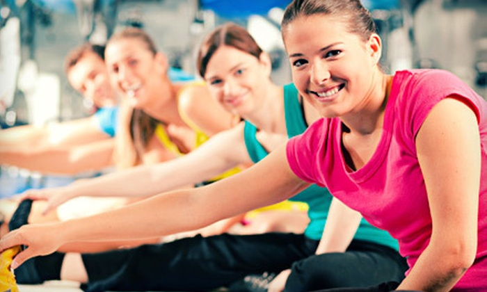 D-Fine Fitness - Searingtown: 10 or 20 Group Fitness Classes at D-Fine Fitness in Albertson (Up to 71% Off)