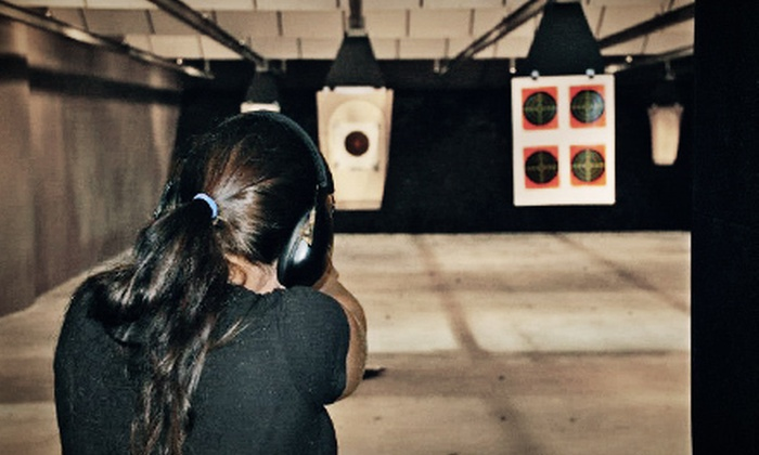 Stone Hart's Gun Club - Country Walk: Come Shoot With Us Range Package for Two or Four at Stone Hart's Gun Club (52% Off)