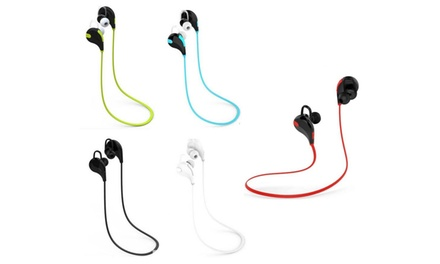 Waloo Wireless Sport Bluetooth 4.0 Stereo Headset