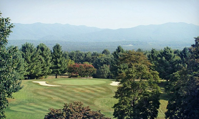Botetourt Golf & Swim Club - Amsterdam: Golf for Two with Range Balls & Lunch on a Weekday or Weekend after 12 PM at Botetourt Golf & Swim Club (Up to 51% Off)