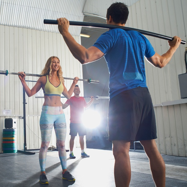 Crossfit classes the garage a crossfit gym groupon