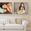 Up to 85% Off a Canvas Display or Framed Wall Print