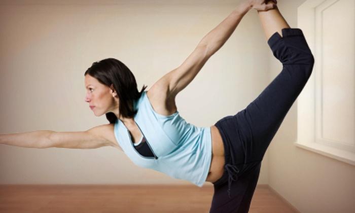 Bikram Yoga Tenleytown - Washington: 10 Classes or Three Months of Unlimited Classes at Bikram Yoga Tenleytown (Up to 80% Off)