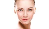 One or Three Sessions of Radio Frequency Face Treatment at The Contour Clinic