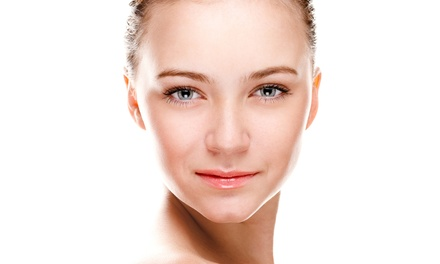 One or Three Microcurrent Facials at Aesthetics By Jason (Up to 51% Off)