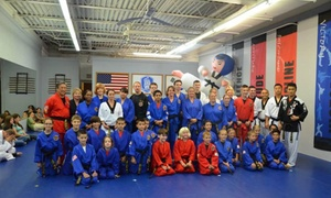 World Family Martial Arts: 10 Martial Arts Classes at Family Martial Arts (61% Off)