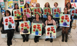 Paint Party Royal Oak: In-Studio BYOB Painting Class for One, Two, or Four at Paint Party Royal Oak (Up to 41% Off)