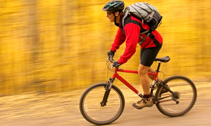 Canyon Sports Bicycle Transit Center - Downtown Salt Lake City: $24 for Silver Bicycle Tune-Up at Canyon Sports/BTC ($49.99 Value)