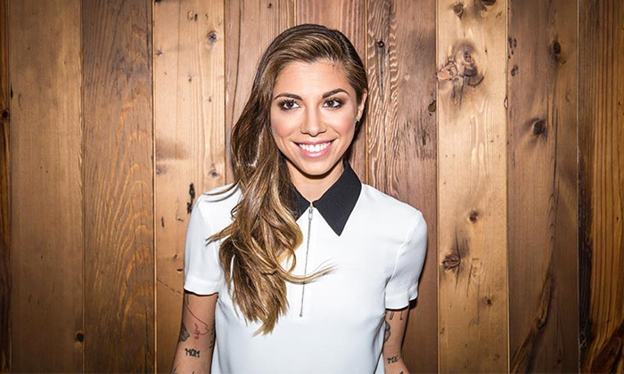 Colbie Caillat & Christina Perri with Special Guest Rachel Platten - Booth Amphitheater: Two Lawn Tickets for Christina Perri & Colbie Caillat with Special Guest Rachel Platten on Aug. 5 (Up to 67% Off)