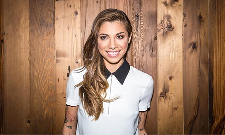 Two Lawn Tickets for Christina Perri & Colbie Caillat with Special Guest Rachel Platten on Aug. 5 (Up to 67% Off)