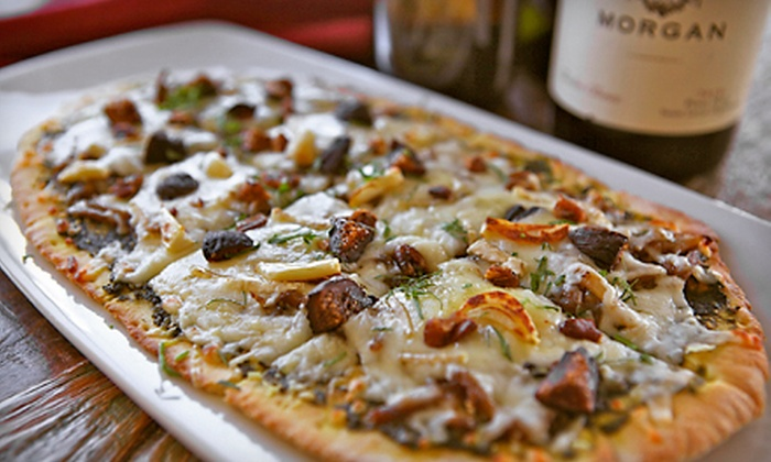Flour and Vine Restaurant and Wine Bar - Zilker: $10 for $20 Worth of Modern American Cuisine at Flour and Vine Restaurant and Wine Bar