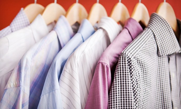 Wade Cleaners - Multiple Locations: Comforter Dry Cleaning, Wedding-Dress Preservation, or $10 for $20 Worth of Dry Cleaning at Wade Cleaners