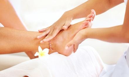1x oder 2x 50 Min. Fußreflexzonen-Massage bei Volpina - Gesund & Schön (bis zu 50% sparen*)