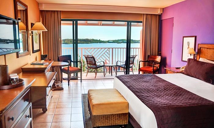 Ocean View Rooms At Beachfront Resort In Bermuda