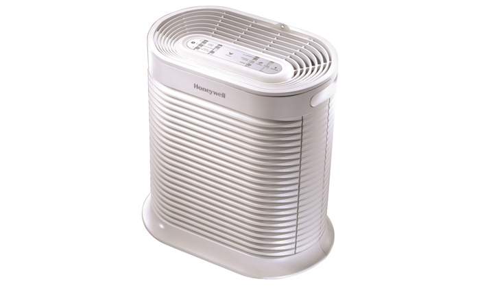 Honeywell HEPA Allergen-Removing Air Purifier: Honeywell HEPA Allergen-Removing Air Purifier