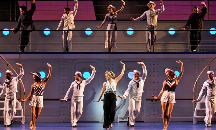 """""""Anything Goes""""  - Lower Ossington Theatre: """"Anything Goes"""" Musical, February 11—March 20"""