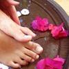 Half Off Mani-Pedi at The Beauty Clinic Medspa