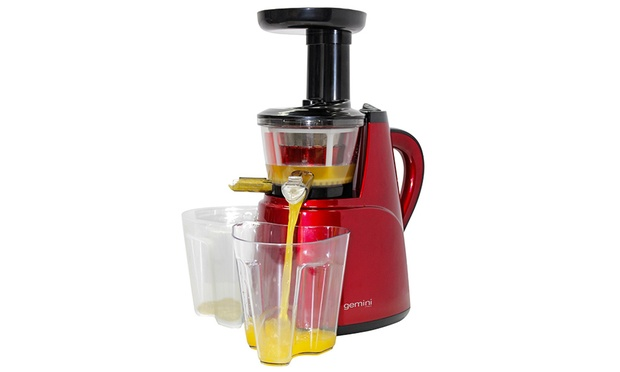 Gilman Gemini Slow Juicer Review : 55% off From $898 for a Gilman Gemini Slow Juicer with Free Delivery (worth up to $3,996) on ...