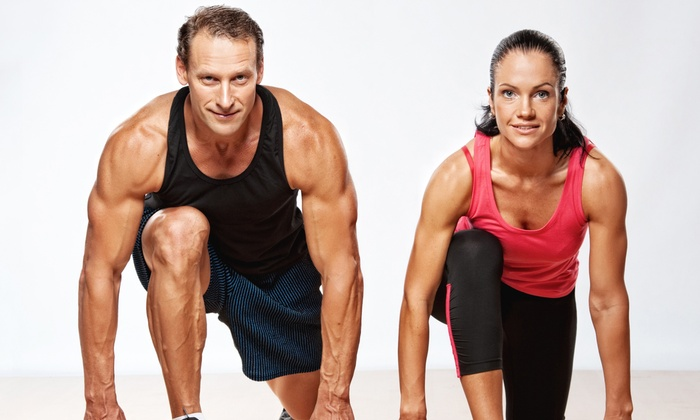 Mackey Attack Fitness - Addison: $59 for Six Sessions of Couples-Fitness Boot Camp for Two People at Mackey Attack Fitness ($120 Value)