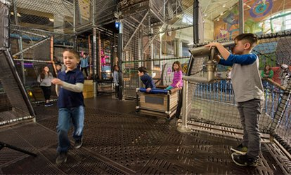 image for $22 Admission for Two to Port Discovery Children's Museum ($34.90 Value)