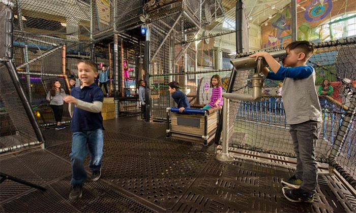 Port Discovery Children's Museum - Central Baltimore: Admission for Two to Port Discovery Children's Museum (Up to 37% Off). Two Options Available.
