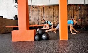 EPIC Hybrid Training - Miami: 5 or 10 Semi-Private Training Sessions of Your Choice at EPIC Hybrid Training - Miami (Up to 80% Off)