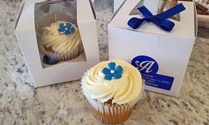 Artesa Bakery: $21 for Half-Dozen Gourmet Cupcakes and $20 Toward a Cake or Class at Artesa Bakery ($36.50 Value)