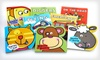Set of 8 Kids' Board Books: $24.99 for a Set of 8 Baby Board Books ($79.60 List Price). Free Shipping.