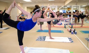 Pacifica Beach Yoga: 10 Yoga Classes or One Month of Unlimited Classes at Pacifica Beach Yoga (Up to 83% Off)