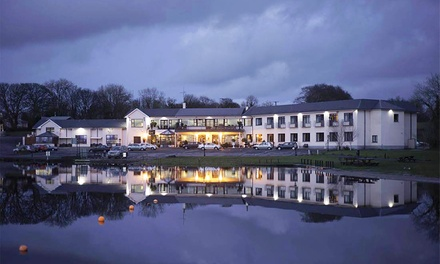 Co. Cavan: 1 to 3 Nights for Two with Breakfast at Lakeside Manor Hotel