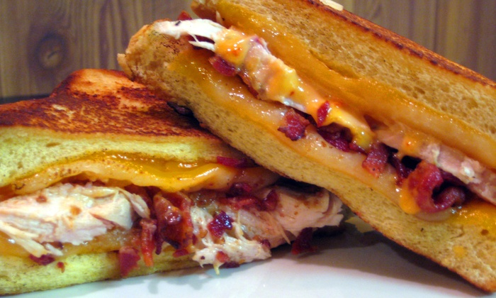 Cheesie's Pub & Grub - Wicker Park - Wicker Park: Sandwiches for Two or Four at Cheesie's Pub & Grub (Up to 45% Off)