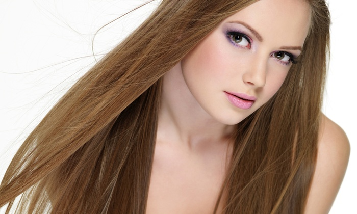 U R Beauty - Canyon Gate: One or Three Brazilian Blowouts at U R Beauty (Up to 67% Off)