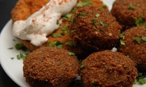 RISTORANTE IL FARAONE: Menu tipico egiziano con calice di vino per 2 o 4 persone al ristorante Il Faraone (sconto fino a 72%)