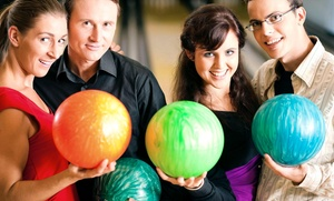 Hi-Tor Lanes: Up to 54% Off Bowling Packages for 2, 4 or 6 at Hi-Tor Lanes