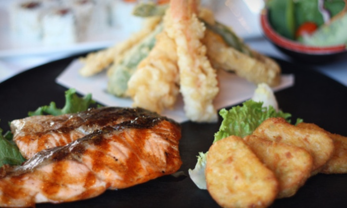 Taki Japanese Restaurant - Niagara Falls: Six-Course Meals for Two or Four at Taki Japanese Restaurant (Up to 56% Off)