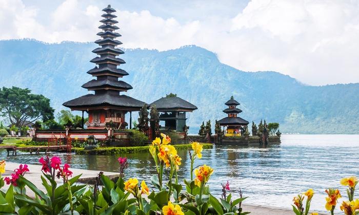 Bali  6 7 ou 14 nuits avec petits djeuners et service de chambre en villa de luxe au Green Street pour 2 personnes