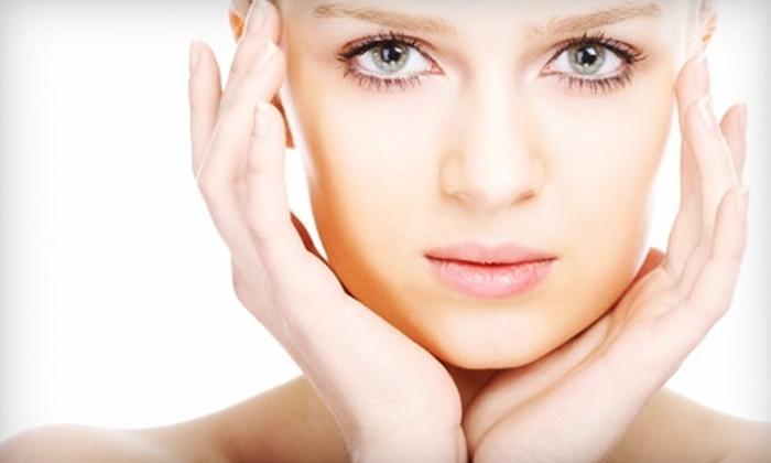 Naficy Medical Group - Shangrila MedSpa: One or Three Dermaplane Facials at Naficy Medical Group (Up to 59% Off)
