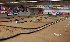OC/RC Raceway: One, Two, or Four Remote-Control-Car Rental Packages at OC/RC Raceway in Huntington Beach (Up to 55% Off)