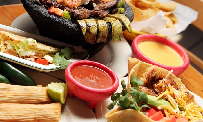 Catalina's Restaurant - Lubbock: Mexican and American Food at Catalina's Restaurant (Half Off). Two Options Available.